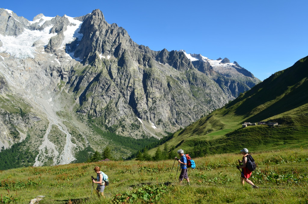 The Tour Of Mont Blanc 7 Days Self Guided Altitude
