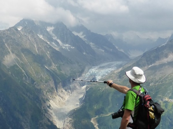 THE COMPLETE TOUR OF MONT BLANC Comfort