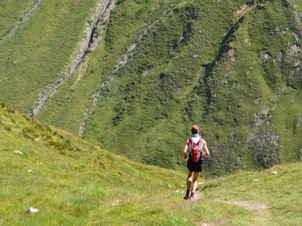 TMB TRAIL RUNNING self-guided