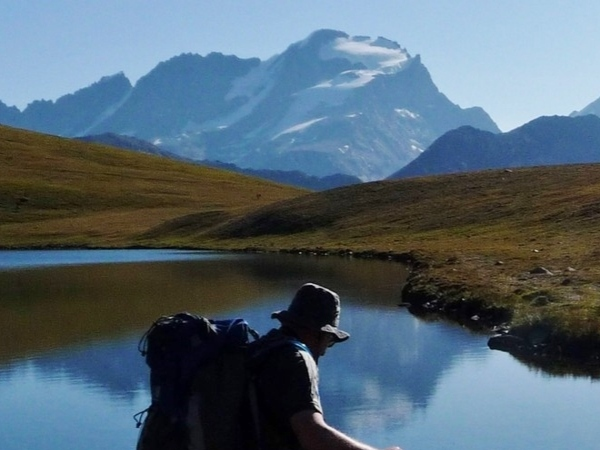 GRAN PARADISO self-guided