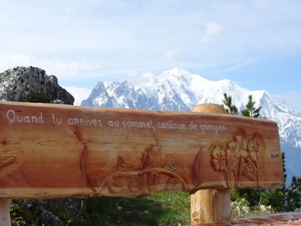 TOUR OF MONT BLANC self-guided